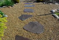 砂利敷き・防草シート